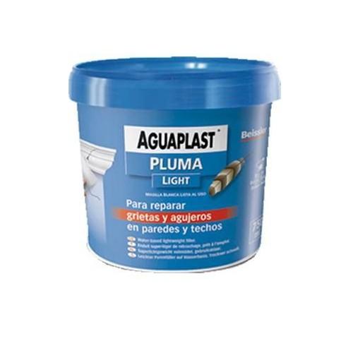 AGUAPLAST PLUMA - 250ML - BLANCO - 2163