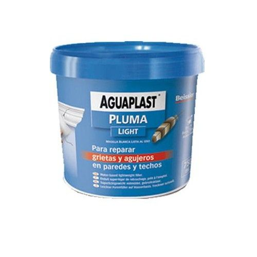 AGUAPLAST PLUMA - 250ML - BLANCO - 2163