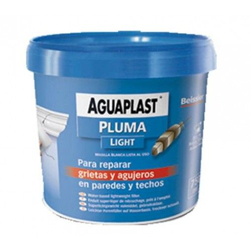 AGUAPLAST PLUMA - 750ML - BLANCO - 2165