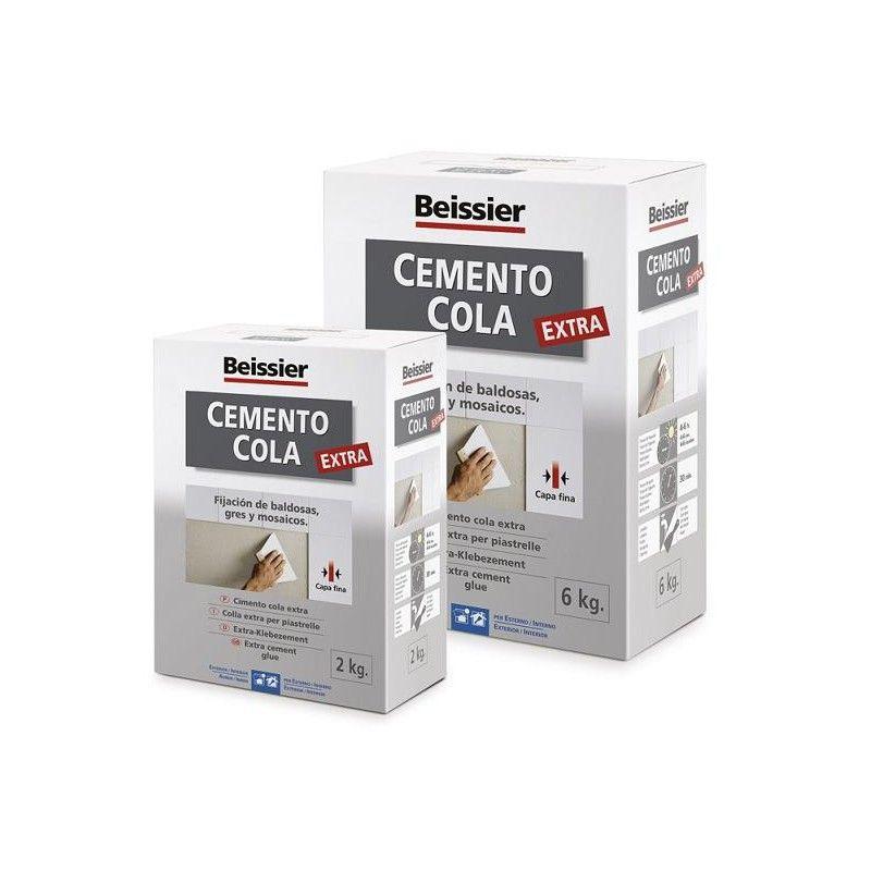 CEMENTO COLA BEISSIER - 2K - 623