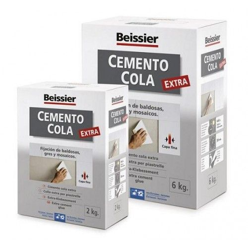 CEMENTO COLA BEISSIER - 6K - 769