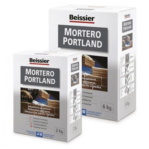 MORTERO PORTLAN BEISSIER - 6K - 766