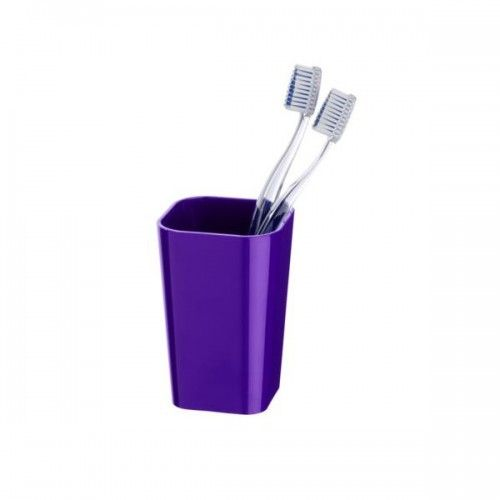 VASO HIGIENE DENTAL CANDY PURPURA - 20311