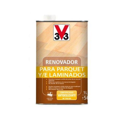 RENOVADOR PARQUET/LAMINADOS V33 - 1L - 008154