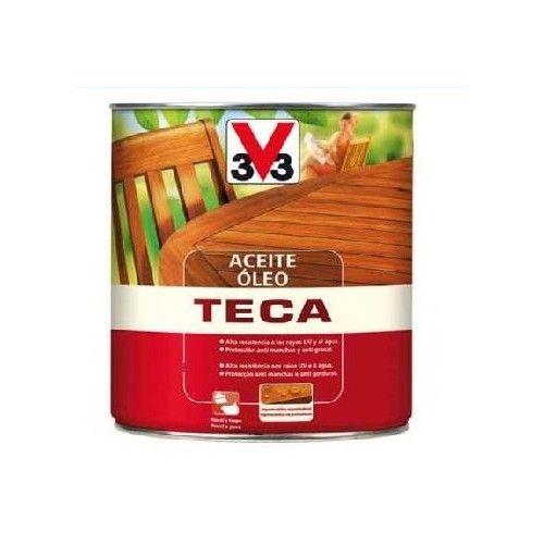 ACEITE PARA TECA V33 - TECA - 750ML - 057034