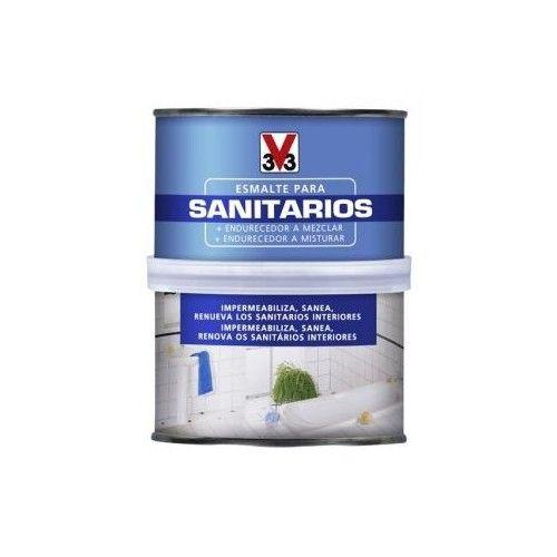 ESMALTE SANITARIO V33 - CREMA 500ML - 104530
