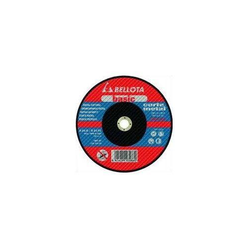 DISCO CORTE AMOLADORA - METAL 115X3X22.2 - 50.337