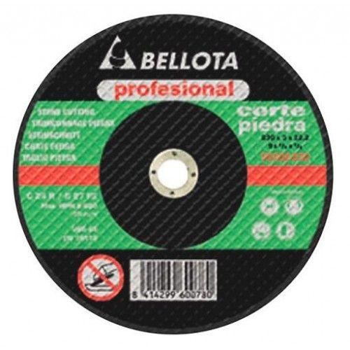 DISCO CORTE AMOLADORA - PIEDRA 125X3X22,2 - 50.352