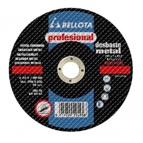 DISCO DESBASTE AMOLADORA - METAL 115X6X22,2 - 50.339