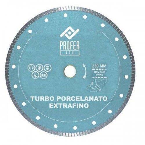 DISCO PORCELANICO AMOLADORA - METAL 115X3X22.2 - 14.239