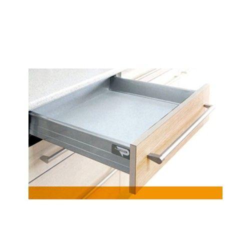 CAJON ALUMINIO KIT MODULBOX - ALTURA 70MM - FONDO 500MM