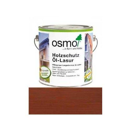 OSMO LASUR ACEITE  - 703 MAHOGANY - 0.75 LITROS