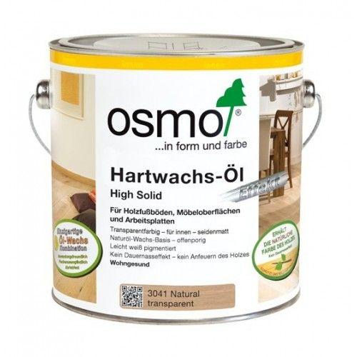 OSMO ACEITE CERA INTERIOR - 3041 EFFECT.NATURAL - 0.75L