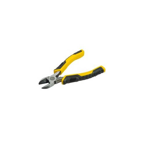ALICATE STANLEY CONTROL GRIP - CORTE DIAGONAL 150MM