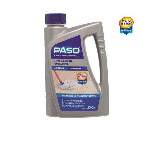 LIMPIADOR USO DIARIO PASO - 1L MARMOL Y SUELOS INTERIOR