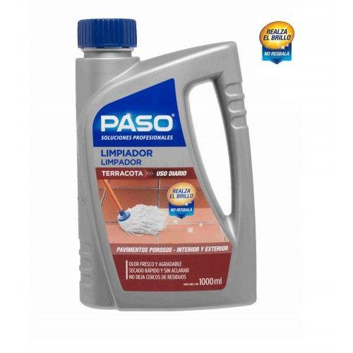 LIMPIADOR USO DIARIO PASO - 1L TERRACOTA