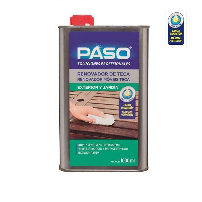 RENOVADOR TECA PASO - 1L LATA