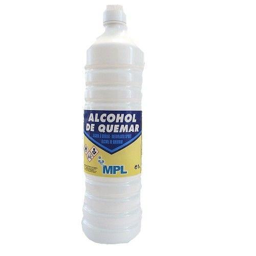 ALCOHOL DE QUEMAR MPL - 1L