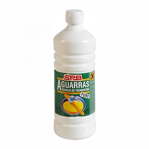 AGUARRAS PURO MPL - 500ML