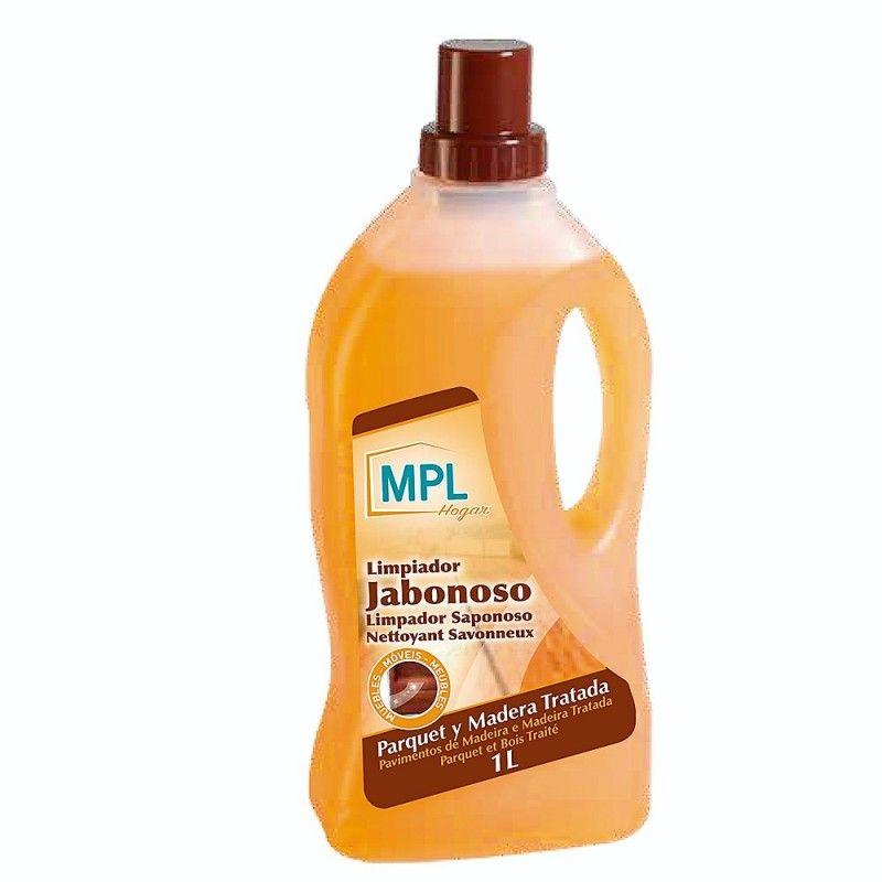 LIMPIADOR JABONOSO MPL - 1 L