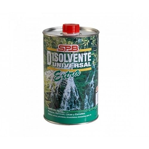 DISOLVENTE UNIVERSAL ECOLOGICO MPL - 1 L-ENVASE METAL