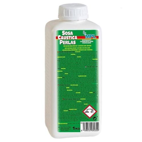 SOSA CAUSTICA MPL - 1K - BOTE
