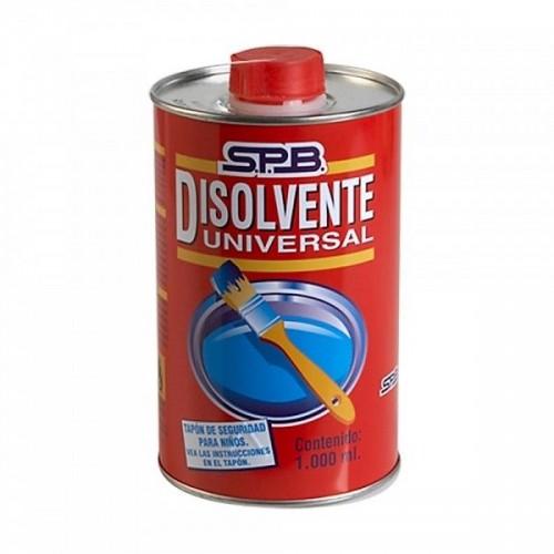 DISOLVENTE UNIVERSAL MPL - 1L-ENVASE METAL