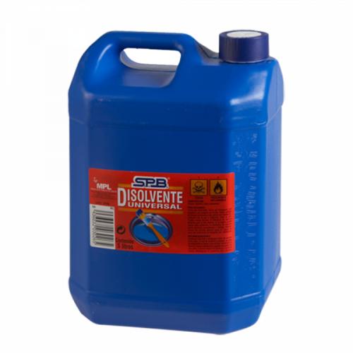 DISOLVENTE UNIVERSAL MPL - 5L-ENVASE PLASTICO