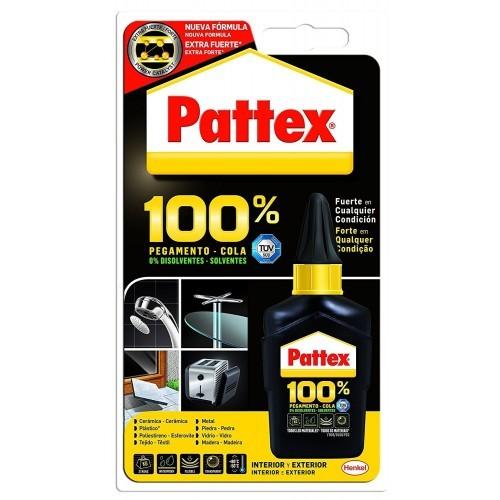 PEGAMENTO PATEX 100 % - 50GRAMOS - TRANSPARENTE