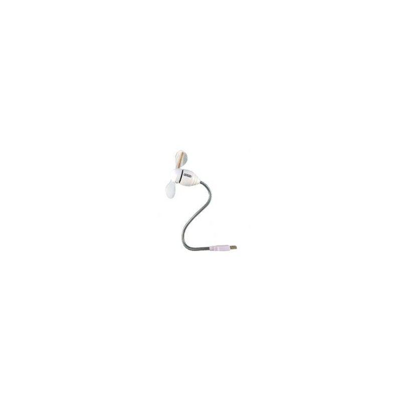VENTILADOR MINI RTMD - USB CON LUZ LED - BLISTER