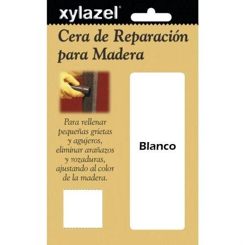 CERA REPARACION MADERA XYLAZEL - 22GRS. - BLANCO