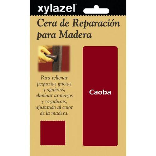 CERA REPARACION MADERA XYLAZEL - 22GRS. - CAOBA