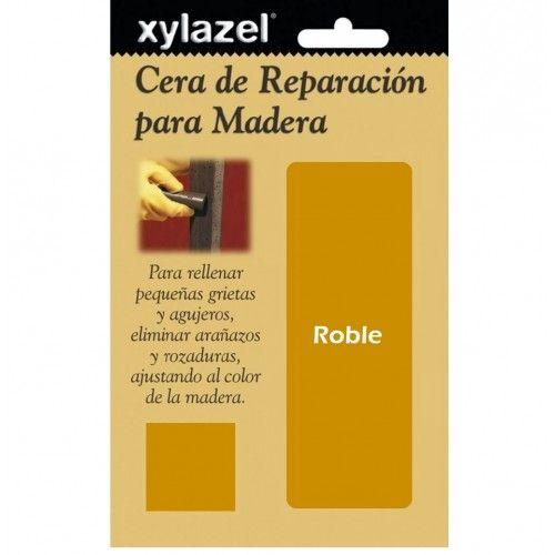 CERA REPARACION MADERA XYLAZEL - 22GRS. - ROBLE