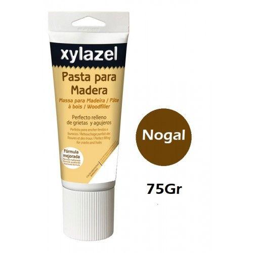 PASTA PARA MADERA XYLAZEL - 075GRAMOS - NOGAL