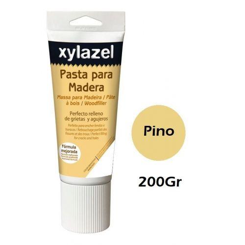 PASTA PARA MADERA XYLAZEL - 200GRAMOS - PINO