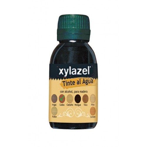 TINTE AL AGUA XYLAZEL - 125ML - CAOBA