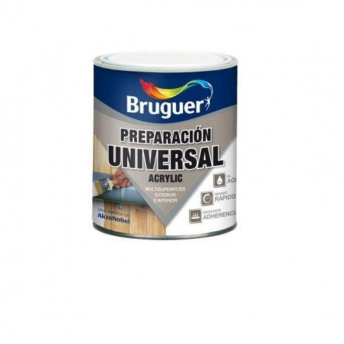 PREPARACION UNIVERSAL BRUGUER - BLANCO-250ML ACRILICA