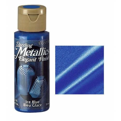 AMERICANA DAZZLING METALLICS 60CC DA075 - BLUE ICE