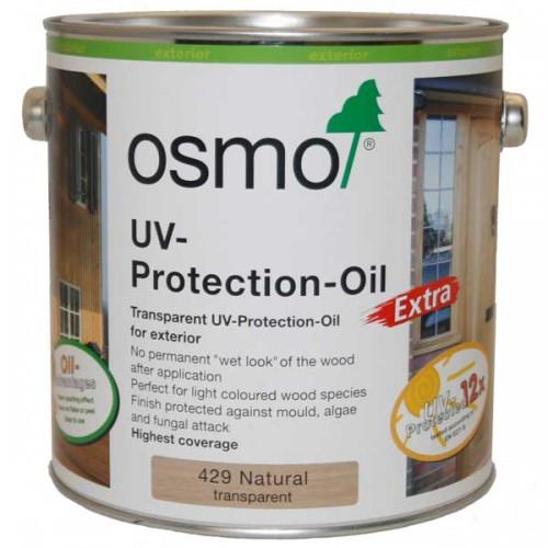 OSMO LASUR PROTECCION UV TINTADO - 429 NATURAL - 2.5L