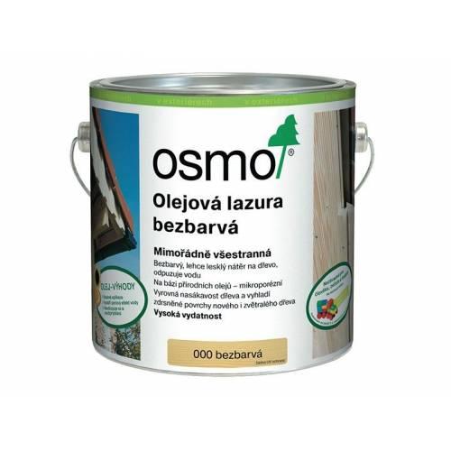 OSMO ACEITE ACABADO - 000 INCOLORO 0,75L