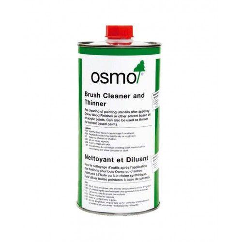 OSMO DISOLVENTE LIMPIEZA - 8000 - 1L.