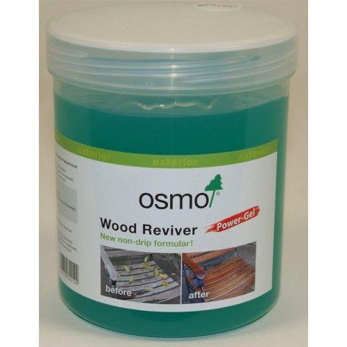OSMO RENOVADOR MADERA - EXTERIOR POWER GEL - 0.5L