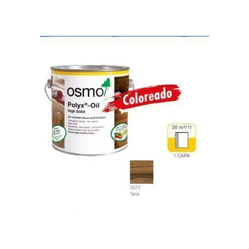 OSMO ACEITE CERA COLOREADO - 3073 TERRA - 0.125L