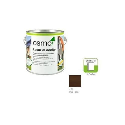 OSMO LASUR ACEITE  - 727 PALO ROSA - 0.125L