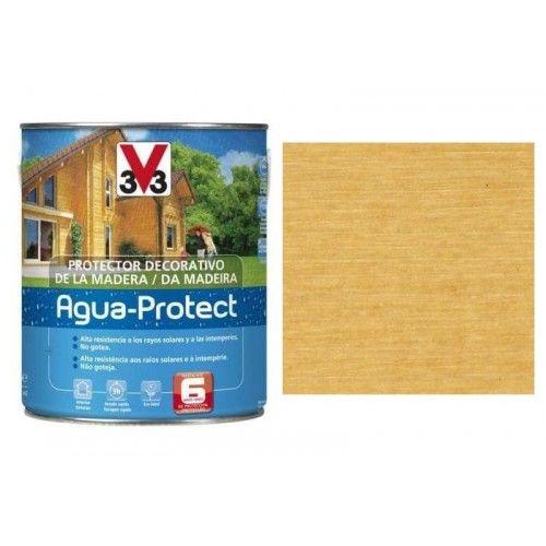 PROTECTOR AGUA PROTECT V33 - 750ML PINO-PROMO VAGUADA