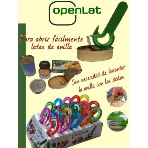 ABRELATAS OPENLAT - COLORES