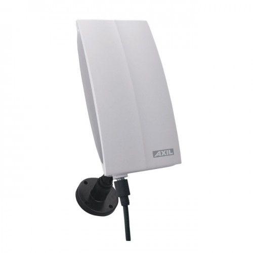 ANTENA INTERIOR/EXTERIOR AXIL - ELECTRONICA CON FILTRO 4G