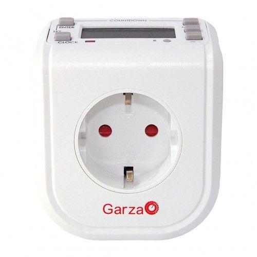 PROGRAMADOR GARZA - DIGITAL - MAX/3680W - 16 PROGRAMAS
