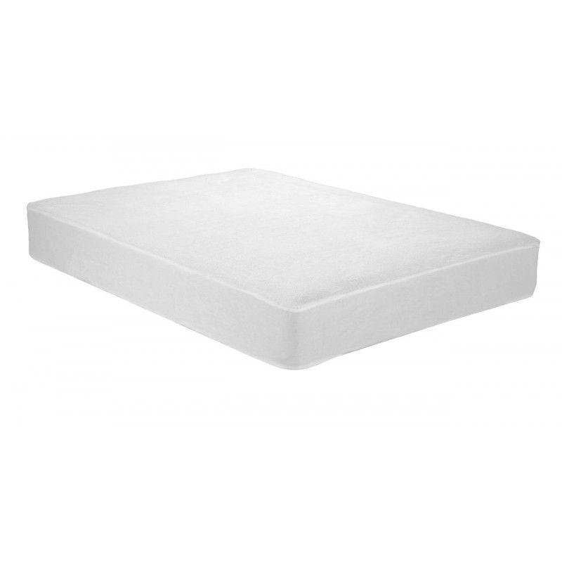Protector cubre colchón de rizo 100% antihumedad150x200 cm