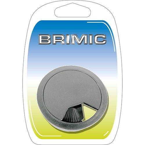 TAPON PASACABLES BRIMIC  - 60X22MM GRIS